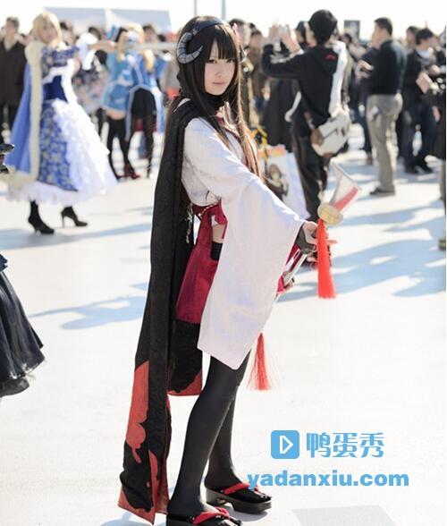 御伽猫梦cosplay