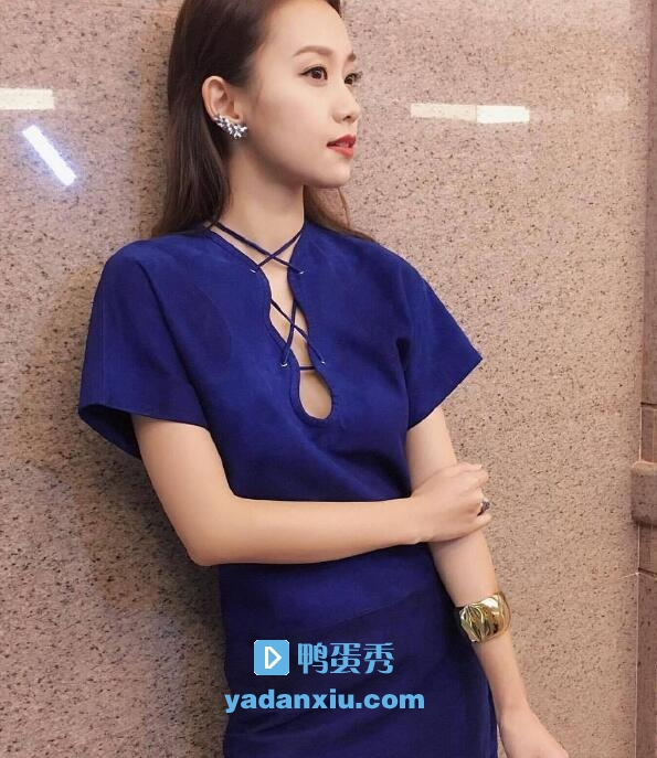 杨爱瑾私房照