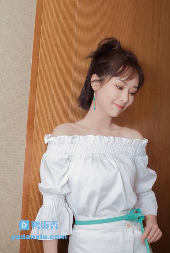 杨紫写真照