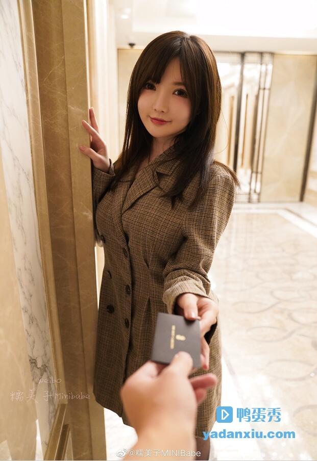 糯美子MINIBabe写真照