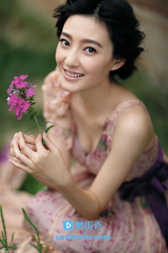王丽坤写真照