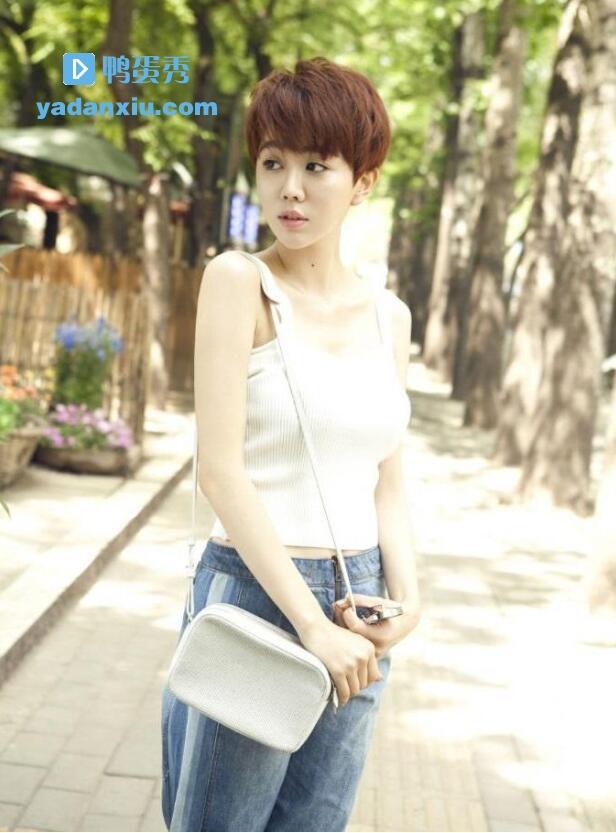 姜妍写真照
