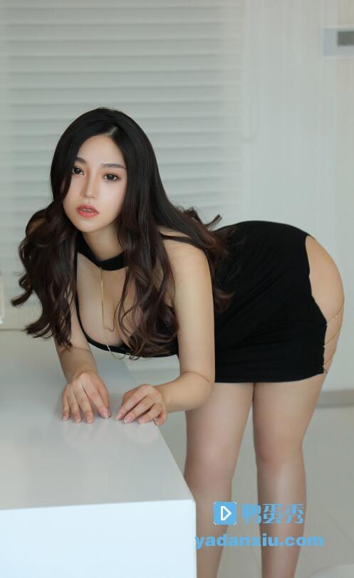 模特李晓雅