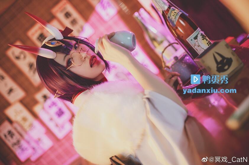 冥戏_CatN写真照