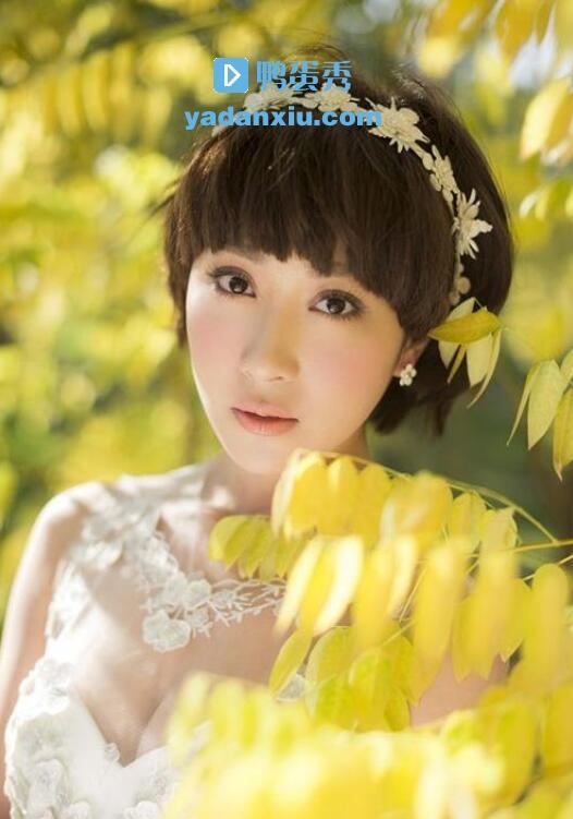 刘芷汐写真照