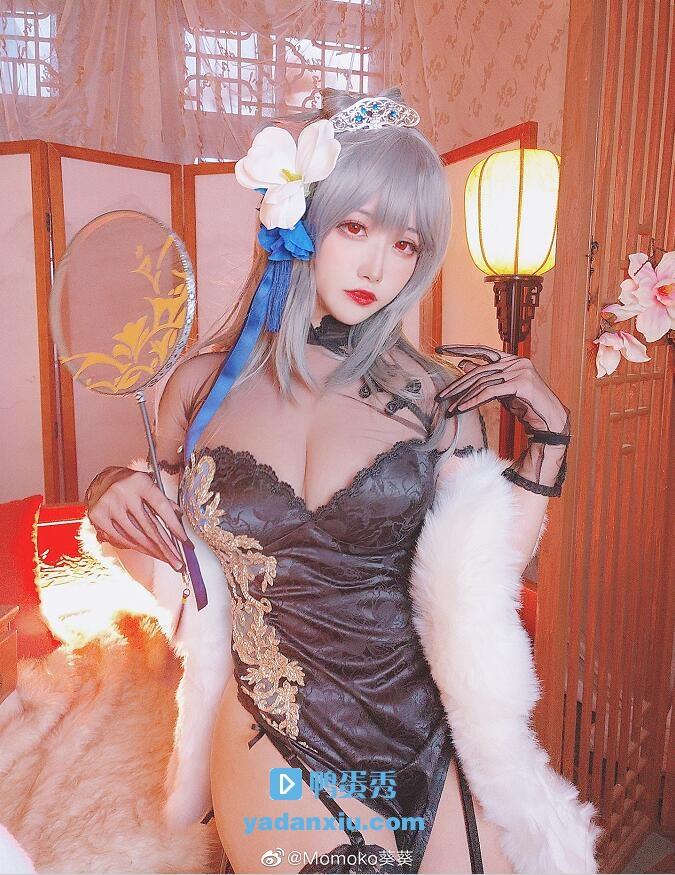 Momoko葵葵写真照