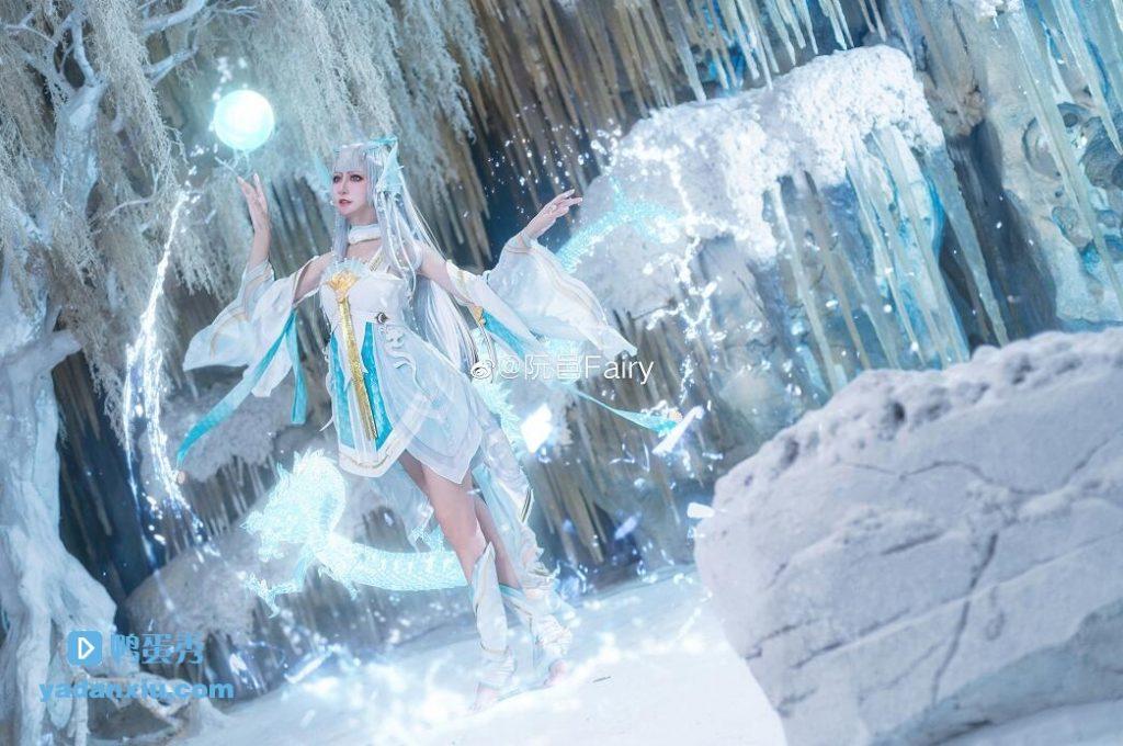 阮邑Fairy写真照